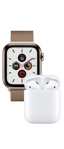 Airpods & Watch