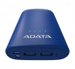 Adata P10050V Power Bank 10050mAh, sötétkék