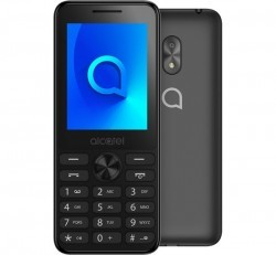 Alcatel 2003D, Dual SIM, Dark Gray