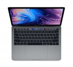 "Apple MacBook Pro 13"" Retina Touch Bar Intel QC i5, 1.4GHz, 8GB, 128GB, Intel Iris Plus Graphics 645, asztroszürke"