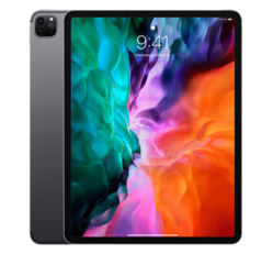 "Apple iPad Pro 12.9"" 2020, 256GB, Wi-Fi + Cellular, Asztroszürke"