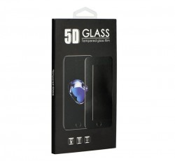 Apple iPhone 6 Plus/6S Plus, 5D Full Glue hajlított tempered glass kijelzővédő üvegfólia, átlátszó