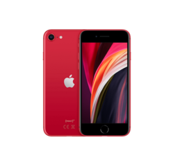 Apple iPhone SE (2020), 64GB, Piros (PRODUCT)RED