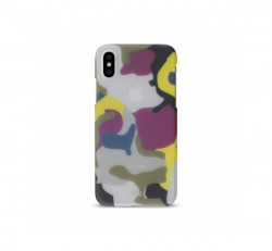 Artwizz Camouflage Apple iPhone X/Xs hátlaptok, színes
