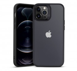 ESR Classic Hybrid hátlap tok Apple iPhone 12/12 Pro, fekete