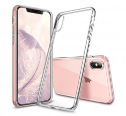 ESR Essential Zero hátlap tok Apple iPhone X/Xs, átlátszó
