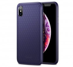 ESR Kikko szilikon hátlap tok Apple iPhone Xs/X, Kék