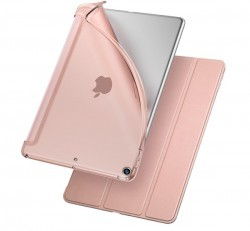 "ESR Rebound flip tok Apple iPad Mini (7.9"") 2019, rozéarany"