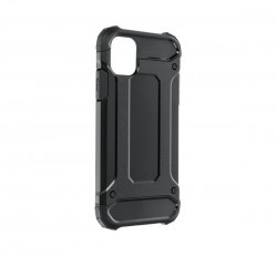 Forcell Armor hátlap tok Apple iPhone 12/12 pro, fekete