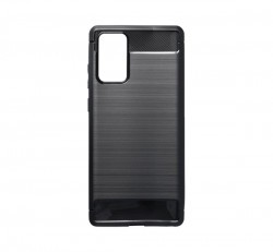 Forcell Carbon hátlap tok Samsung N980 Galaxy Note 20, fekete