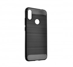 Forcell Carbon hátlap tok Xiaomi Redmi Note 7, fekete