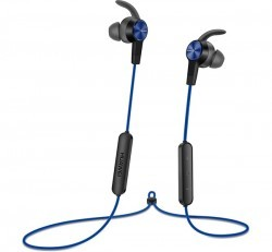 Huawei AM61 bluetooth sztereó headset, kék