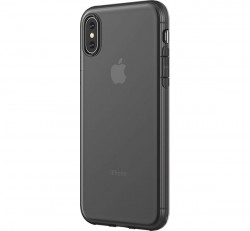 Incase Protective Clear Cover hátlaptok. Apple iPhone X/Xs, fekete