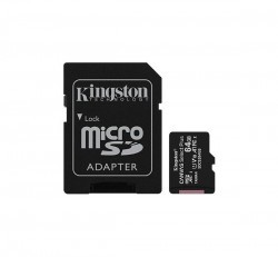 Kingston Canvas Select Plus microSDXC 64GB (Class 10), UHS-I memóriakártya adapterrel (SDCS2/64GB)