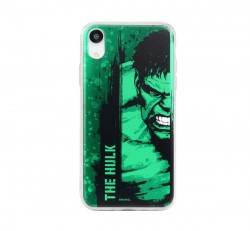 Marvel hátlapvédő tok, Apple iPhone 6 / 6S / 7 / 8, Hulk