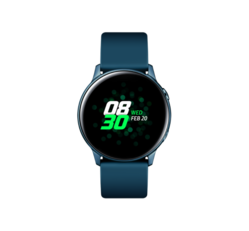 Samsung Galaxy Watch Active okosóra, zöld, (SM-R500)