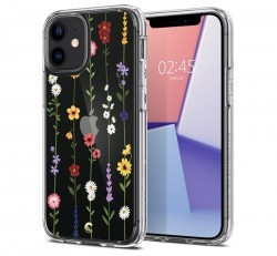 Spigen Ciel Cyril Apple iPhone 12 mini Cecile tok, Flower Garden