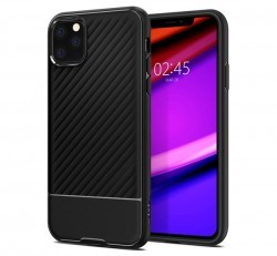 Spigen Core Armor Apple iPhone 11 Pro Black tok, fekete
