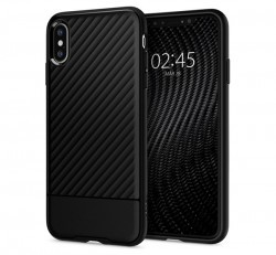 Spigen Core Armor Apple iPhone Xs Black tok, fekete