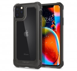 Spigen Gauntlet Apple iPhone 11 Pro Gunmetal tok, szürke