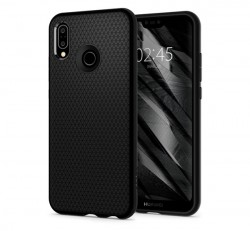 Spigen SGP Liquid Air P20 Lite Black hátlap tok