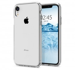 Spigen Liquid Crystal Apple iPhone XR Crystal Clear tok, átlátszó