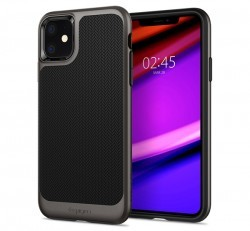 Spigen Neo Hybrid Apple iPhone 11 Gunmetal tok, szürke