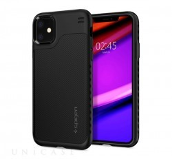 Spigen Neo Hybrid NX Apple iPhone 11 Matte Black + Gunmetal tok, szürke