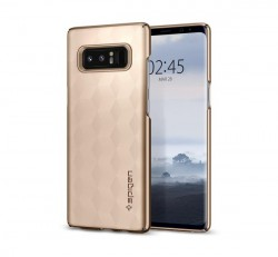 Spigen SGP Thin Fit Samsung Galaxy Note 8 Maple Gold hátlap tok