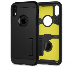 Spigen Tough Armor XP Apple iPhone XR Black tok, fekete