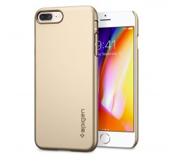 Spigen Thin Fit Apple iPhone 8 Plus/7 Plus Champagne Gold tok, arany
