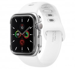 Spigen Ultra Hybrid Apple Watch S4/S5/S6/SE 40mm Crystal Clear tok, átlátszó