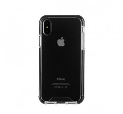 Tucano Denso Apple iPhone X/XS, hátlap tok, fekete