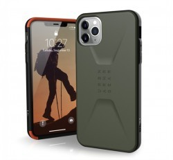 UAG Civilian Apple iPhone 11 Pro Max hátlap tok, Olive Drab
