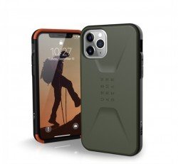 UAG Civilian Apple iPhone 11 Pro hátlap tok, Olive Drab