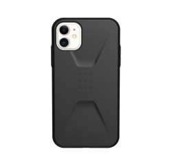 UAG Civilian Apple iPhone 11 hátlap tok, Fekete