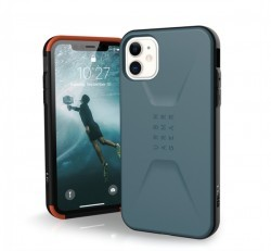 UAG Civilian Apple iPhone 11 hátlap tok, Slate