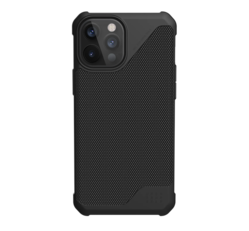 UAG Metropolis LT Apple iPhone 12 Pro Max hátlap tok, Kevlar Black