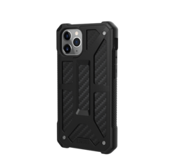 UAG Monarch Apple iPhone 11 Pro hátlap tok, Carbon Fiber