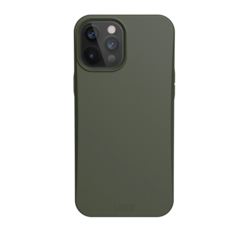 UAG Outback Apple iPhone 12 Pro Max hátlap tok, Olive