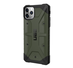 UAG Pathfinder Apple iPhone 11 Pro Max hátlap tok, Olive Drab