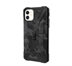 UAG Pathfinder Apple iPhone 11 hátlap tok, Midnight Camo