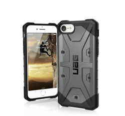 UAG Pathfinder Apple iPhone SE (2020) hátlap tok, Ezüst