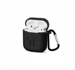 Xprotector AirPods szilikon tok, fekete