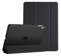 Xprotector Smart Book flip tok Apple iPad Mini 5 (2019), fekete