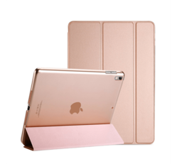 Xprotector Smart Book flip tok Apple Ipad Mini 5 (2019), rozéarany